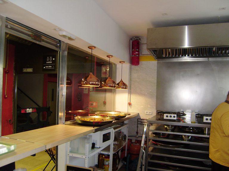 cocina arroces tribulete