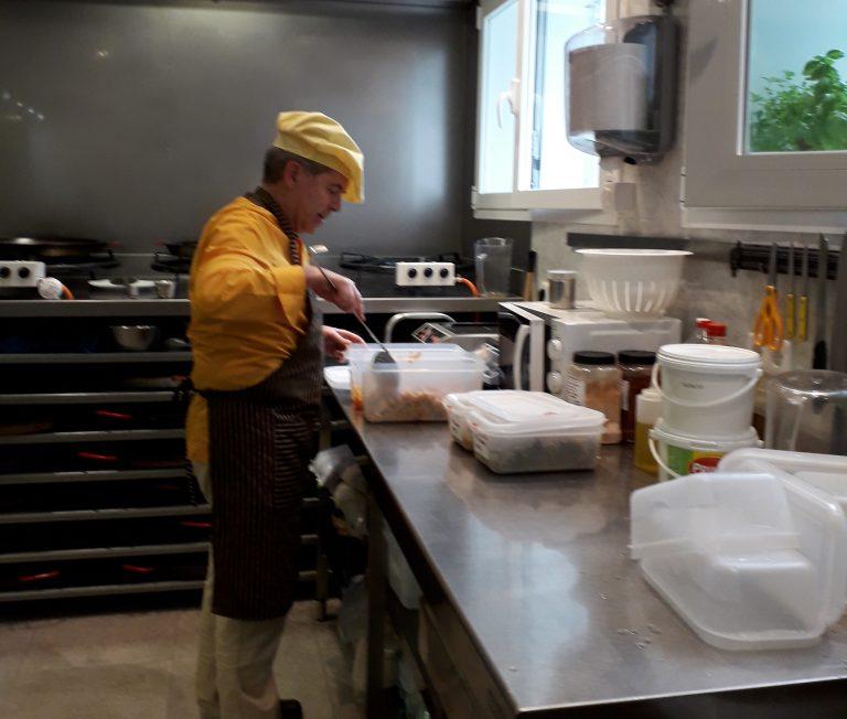 cocinero arroces tribulete